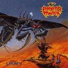 PRAYING MANTIS Legacy album cover