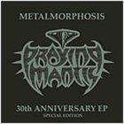 PRAYING MANTIS Metalmorphosis album cover