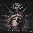 PRAYING MANTIS Sanctuary album cover