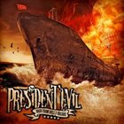 PRESIDENT EVIL Back From Hell's Holiday album cover