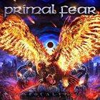 PRIMAL FEAR Apocalypse album cover