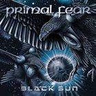 PRIMAL FEAR Black Sun album cover