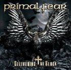 PRIMAL FEAR Delivering the Black album cover