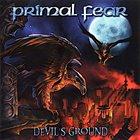 PRIMAL FEAR Devil's Ground album cover