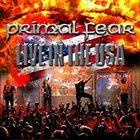 PRIMAL FEAR Live in the USA album cover