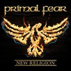 PRIMAL FEAR New Religion album cover