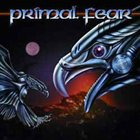 PRIMAL FEAR Primal Fear album cover