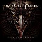 PRIMAL FEAR Rulebreaker album cover