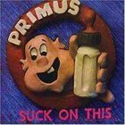PRIMUS Suck On This album cover