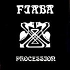 PROCESSION Fiaba album cover