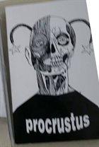PROCRUSTUS Procrustus album cover