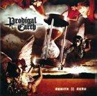 PRODIGAL EARTH Zenith II Zero album cover