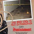 PUNISHMENT Killadelphia album cover