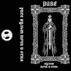 PURE Культ ночи и огня album cover