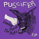 PUSCIFER Donkey Punch the Night album cover