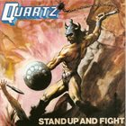 QUARTZ Stand Up and Fight album cover