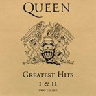 QUEEN Greatest Hits I & II album cover