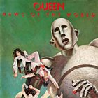 QUEEN News Of The World album cover