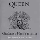 QUEEN The Platinum Collection album cover