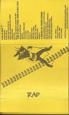 RAD Rad album cover