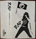 RAD Sacramento Is RAD + 1 album cover