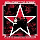 RAGE AGAINST THE MACHINE Live at the Grand Olympic Auditorium album cover