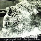 RAGE AGAINST THE MACHINE Rage Against the Machine album cover