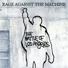 RAGE AGAINST THE MACHINE The Battle of Los Angeles album cover