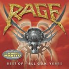 RAGE Best of All G.U.N. Years album cover