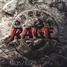 RAGE Carved in Stone album cover