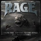 RAGE From the Cradle to the Stage album cover