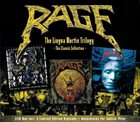 RAGE The Lingua Mortis Trilogy (The Classic Collection) album cover