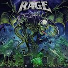 RAGE Wings of Rage album cover