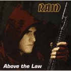RAID (TN) Above The Law / Hands Off The Animals album cover