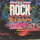 RAINBOW Monsters of Rock album cover