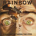 RAINBOW Straight Between the Eyes album cover