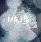 RAISED FIST Veil Of Ignorance album cover