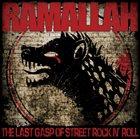 RAMALLAH The Last Gasp Of Street Rock N' Roll album cover