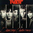 RATT Dancing Undercover album cover