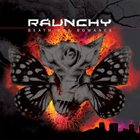 RAUNCHY Death Pop Romance album cover