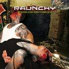 RAUNCHY Wasteland Discotheque album cover