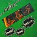 RAVEN Crash, Bang, Wallop album cover