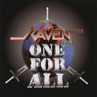RAVEN One for All album cover