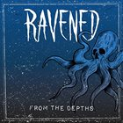 RAVENED From The Depths album cover