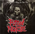 RAW NOISE Scum Will Rise To The Top album cover