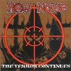 RAW NOISE The Terror Continues album cover