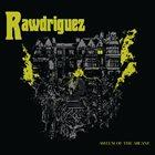 RAWDRIGUEZ Asylum Of The Arcane album cover