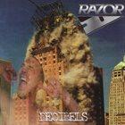 RAZOR Decibels album cover