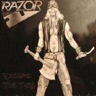 RAZOR Escape the Fire album cover