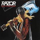 RAZOR Executioner's Song album cover